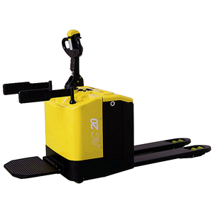 Electric Ride-On Pallet Truck 2000Kg/2500kg/3000Kg ELEP-20/ELEP-25/ELEP-30