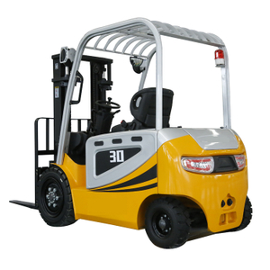 FB30E 3 TON 4 WHEEL ELECTRIC FORKLIFT TRUCK