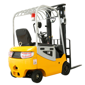 FB10E FB12E 1 TON 1.2 TON 4 WHEEL ELECTRIC FORKLIFT TRUCK