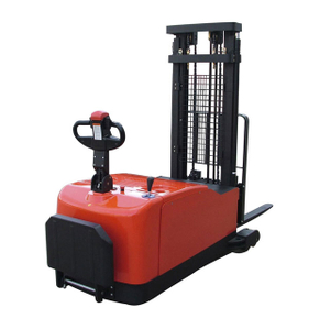 ELES-16C/ELES-16CT 1.6T 1600KG COUNTERBALANCED ELECTRIC STACKER MAX. LIFT HEIGHT 4.5M FREE MAINTAINED BATTERY