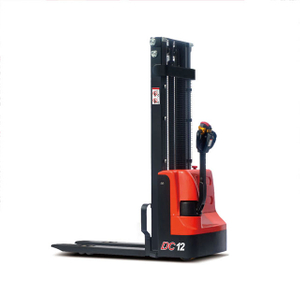 ELES-12J 1.2T 1200KG SEMI ELECTRIC PALLET STACKER MAX. LIFT HEIGHT 3.5M WALKIE TYPE