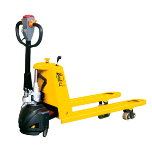 ELEP-20EA SEMI-ELECTRIC PALLET TRUCK