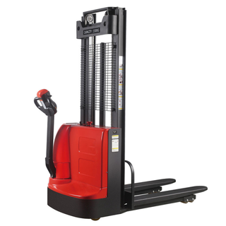 ELES-10E/12E/15E/20E 1T 1.2T 1.5T 2T ELECTRIC PALLET STACKER MAX. LIFT HEIGHT 5.5M HOT SALES